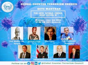 Post COVID World Order Webinar | GCTC