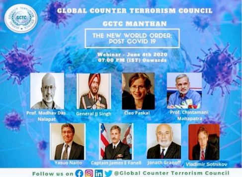Post COVID World Order Webinar | GCTC