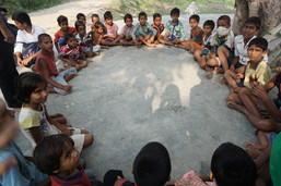 Bal Sabha   Rural Children's Meeting