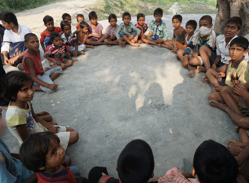 Bal Sabha | Rural Children's Meeting