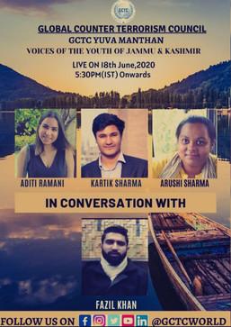 Interaction   Kashmiri Youth Politician   Fazil Khan