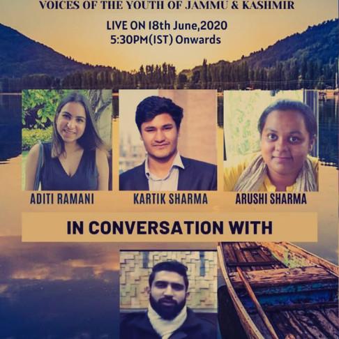 Interaction | Kashmiri Youth Politician | Fazil Khan