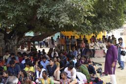 Village Meeting   Gram Sabha