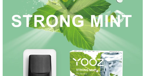 Yooz Strong Mint Pods