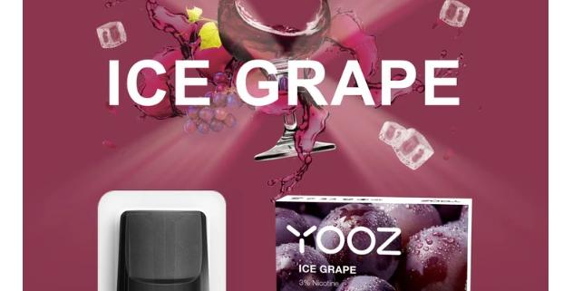 Yooz Ice Grape Pods