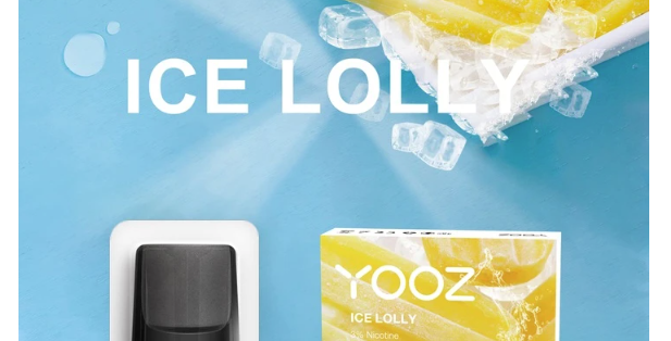Yooz Ice Lolly Pods