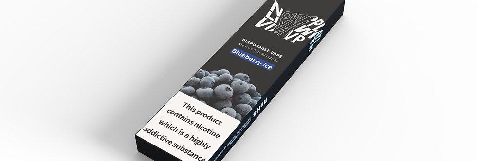 Blueberry Vitavp Disposable