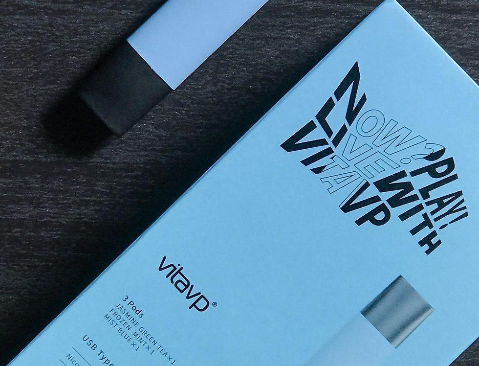 Vitavp Blue Starter Kit