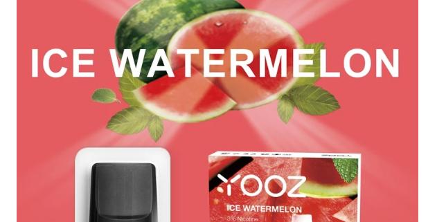 Yooz Ice Watermelon Pods