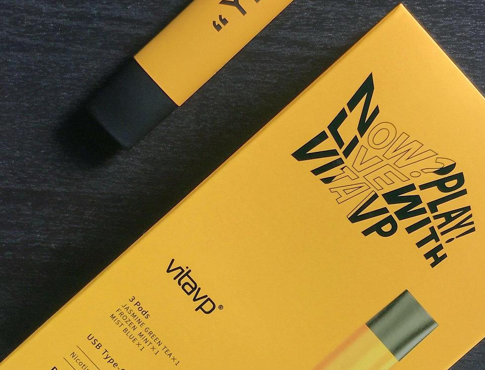 Vitavp Yellow Starter Kit