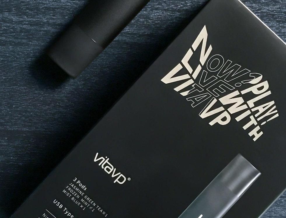 Vitavp Black Starter Kit
