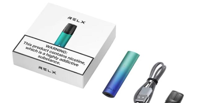 Relx Radiant Nebula Starter Kit