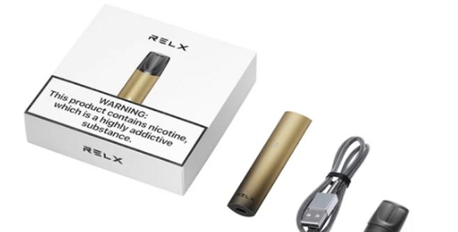 Relx Solar Eclipse Starter Kit