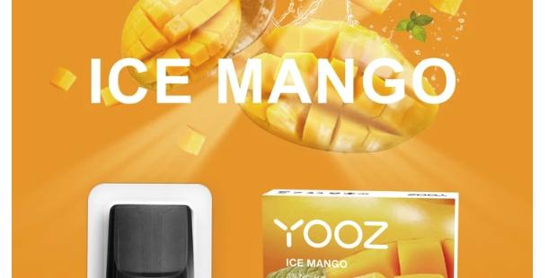 Yooz Ice Mango Pods