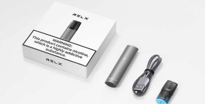 Relx Space Gray Starter Kits