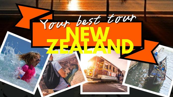 VISIT NEWZEALAND