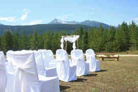 Wedding accomodations