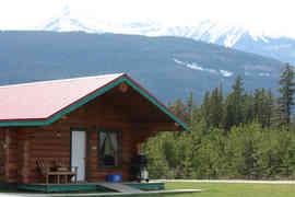Twin Peaks Log Cabin