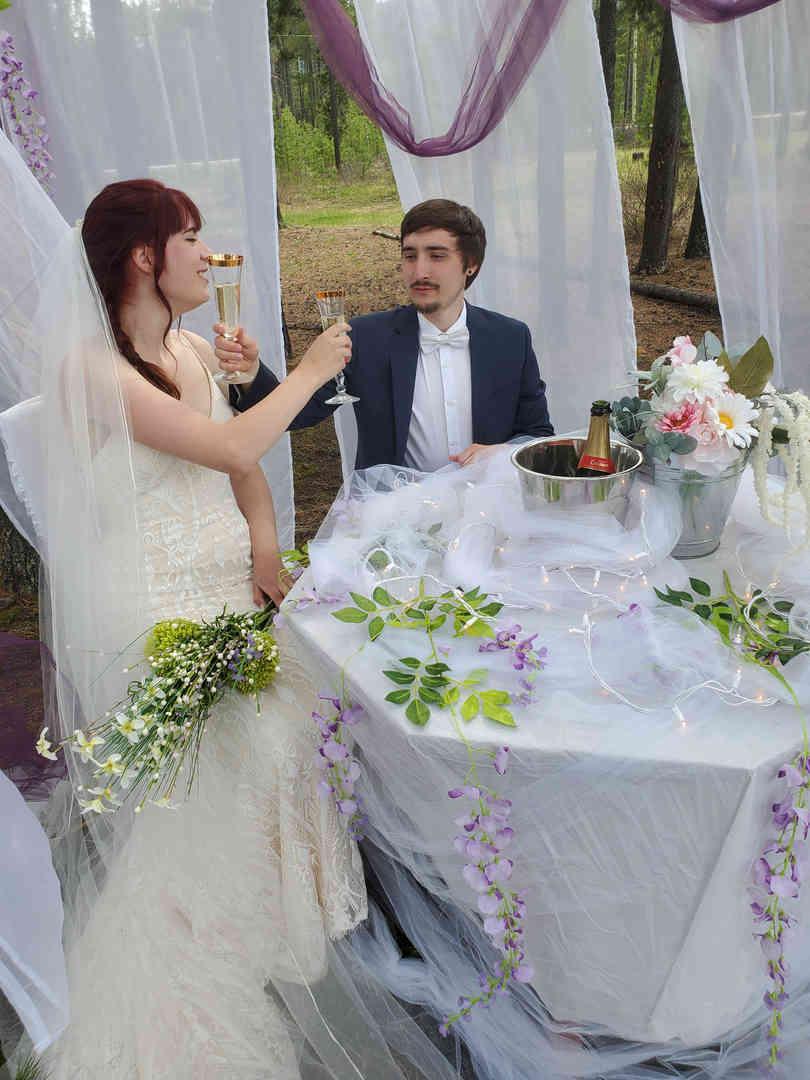 Mock Weddings
