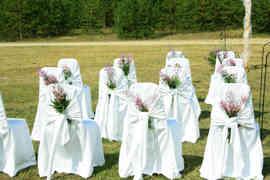 wedding decorations in valemount