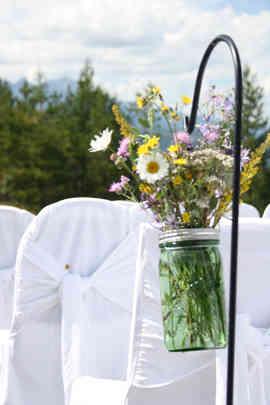 Wedding Accomodations at Valemount