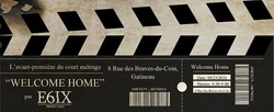 Welcome Home Ticket