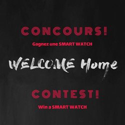 Contest Welcome Home