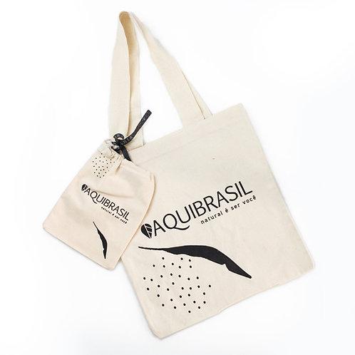 Kit Ecobag Aqui Brasil