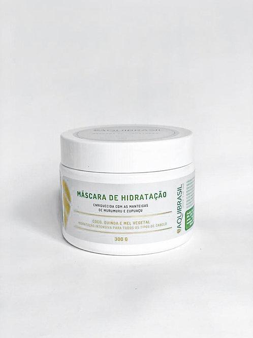 Máscara de Hidratação Coco, Quinoa e Mel Vegetal