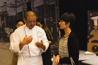 『接招吧!台南小吃遇上義大利慢食』 2016 台南美食節 - 雙廚過招