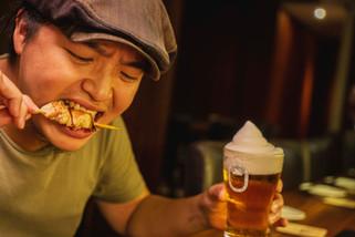 KIRIN喝酒地圖|一鷺燒鳥,燒鳥高潮 x KIRIN 一番搾啤酒冰沙
