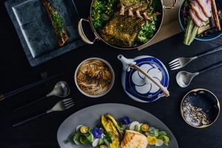 餐飲新浪潮?現代亞洲料理 x 器皿再現|JEEK主廚 x IUSE 示範7道料理