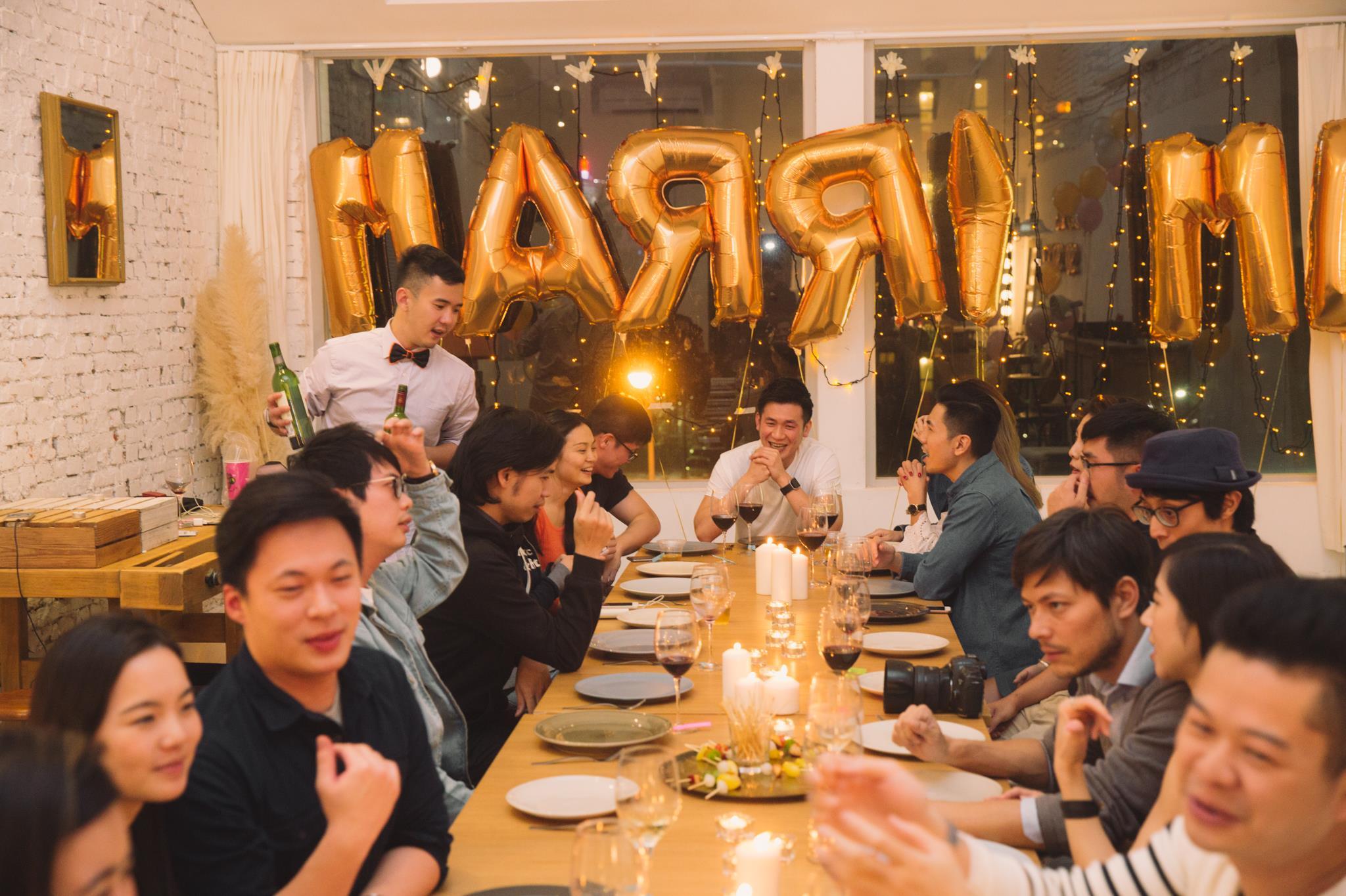PRIVATE / 專屬私人餐桌派對