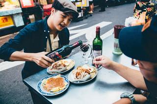 『來夜市,喝杯紅酒吧?』吉克漫遊南機場夜市 x 玉泉葡萄酒