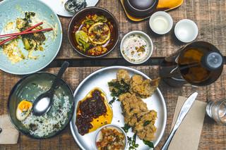INSIDE THE TASTE @CHOCHA FOODSTORE / KUL - Modern asian cuisine, Chef's food
