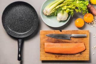 歐風新輕食浪潮:午餐只吃一道沙拉?可不是普通的沙拉|JEEK x 德國百年 BEKA 經典鍋具料理示範。