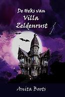 Boekomslag 'De Heks van villa Zeldenrust