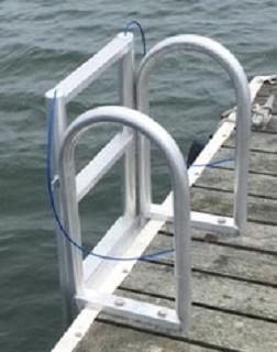 Installation of New Swim Ladder