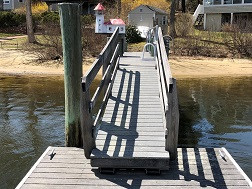 Repaired Gangway