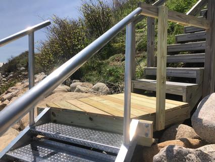 Custom Stair Install
