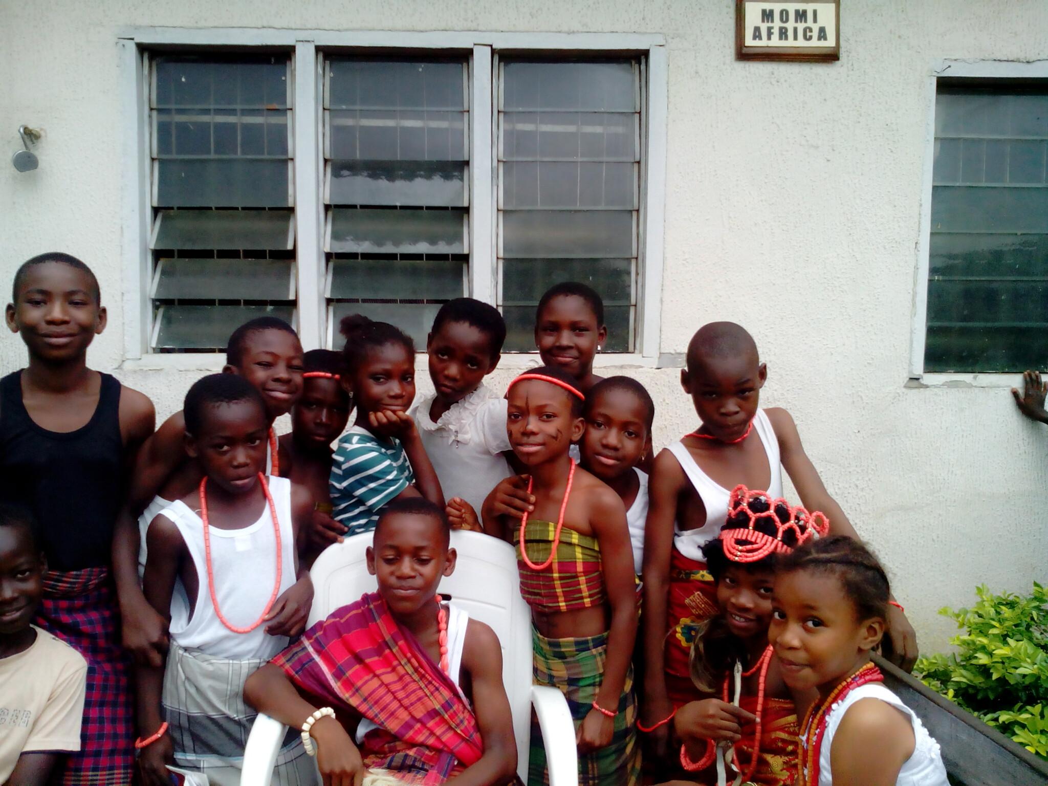 Momi Africa Children's Cultural Grou