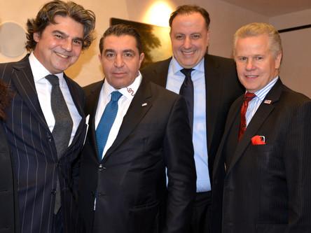 Ambassador Paolo Zampolli Birthday Bash
