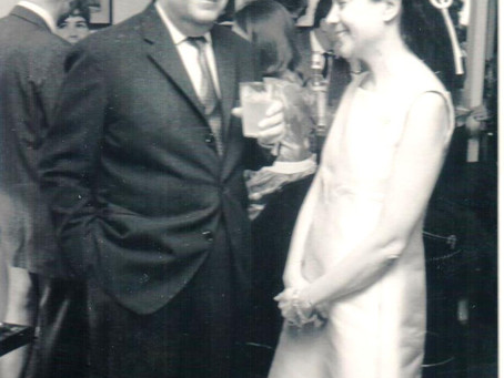 Auld Lang Syne: Ambassador Luis Doblas