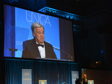 24th Annual UNCA Awards Gala