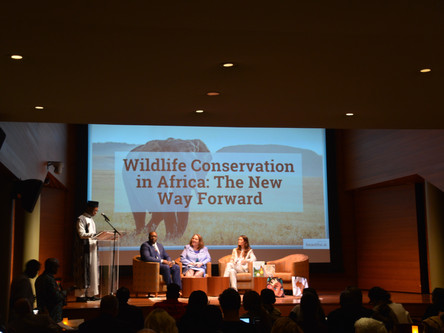 Launch of African Symposium's Wildlife Conservation in Africa: The New Way Forward