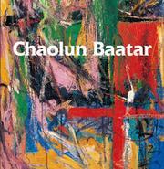Artist Spotlight: Chaolun Baatar