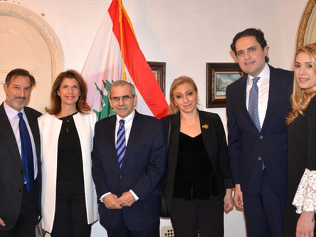 Lebanese Farewell Gathering