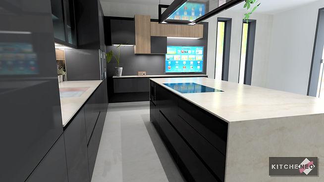 kitcheneo conception cuisine