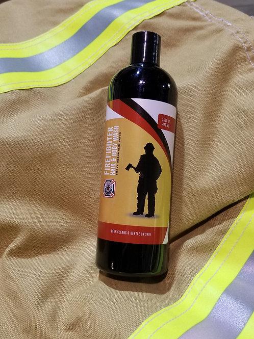 Firefighter Hair & Body Wash