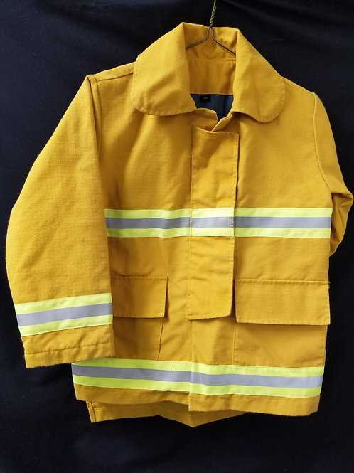 Jr. Bunker Gear - Yellow